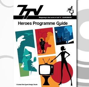 Cult TV: 7TV Heroes Programme Guide