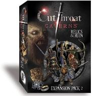 Cutthroat Caverns: Expansion 2: Relics & Ruin