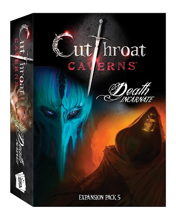 Cutthroat Caverns: Expansion 5: Death Incarnate