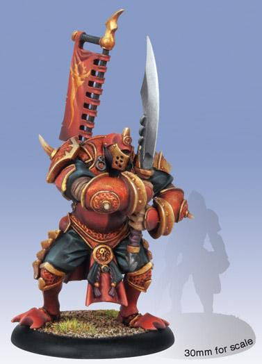 Hordes: Skorne (74068): Cyclops Savage [SALE]