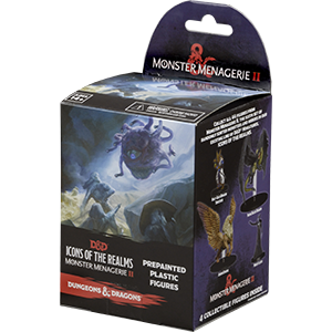 D&D Icons of the Realms Monster Menagerie 2: Booster Pack