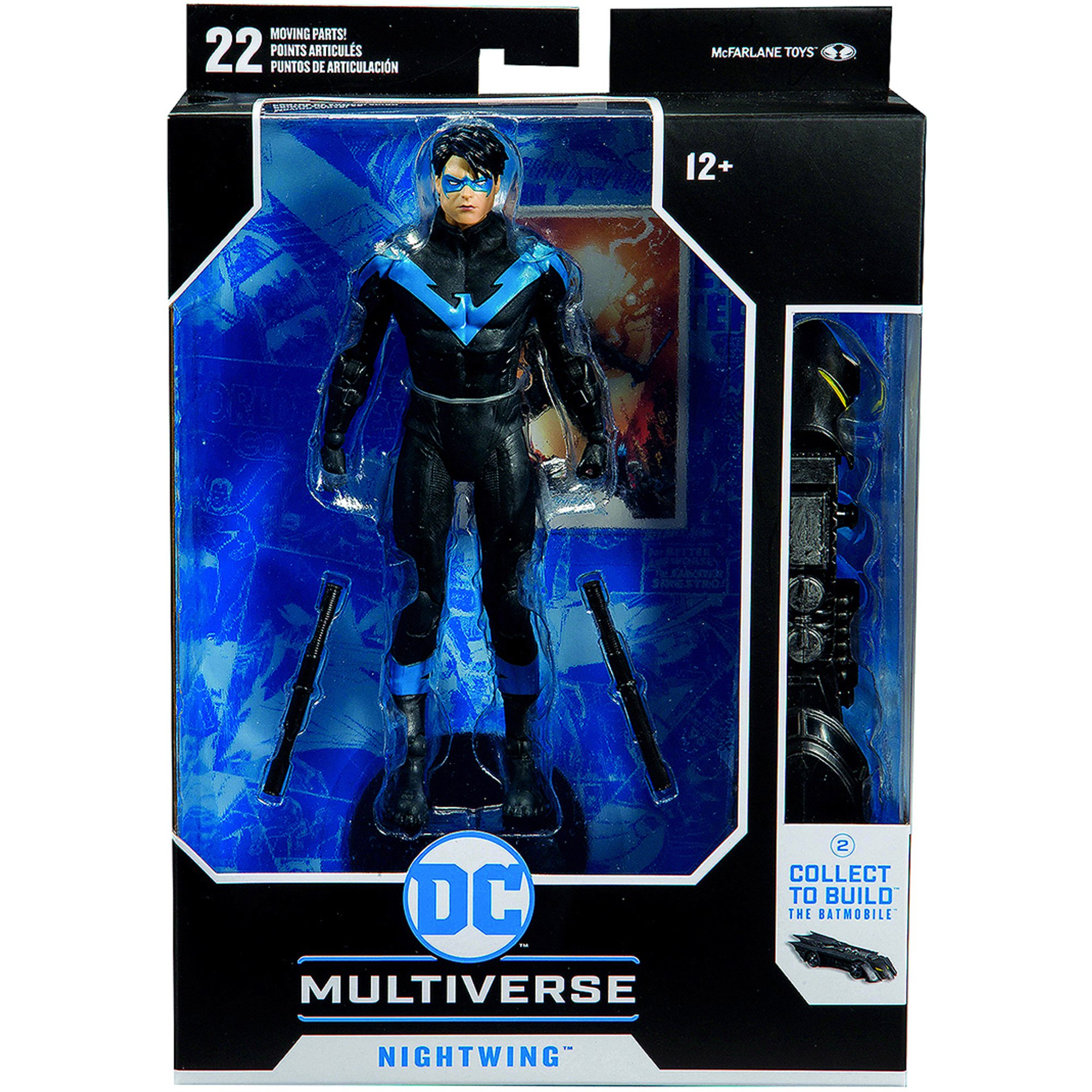 DC Action Figure (Multiverse) - Nightwing