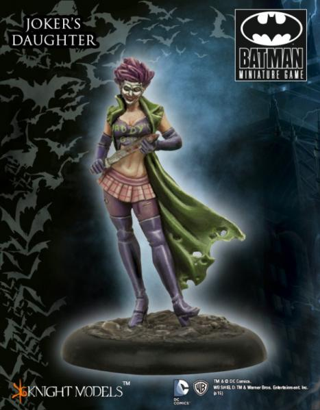 Batman Miniature Game 085: Jokers Daughter