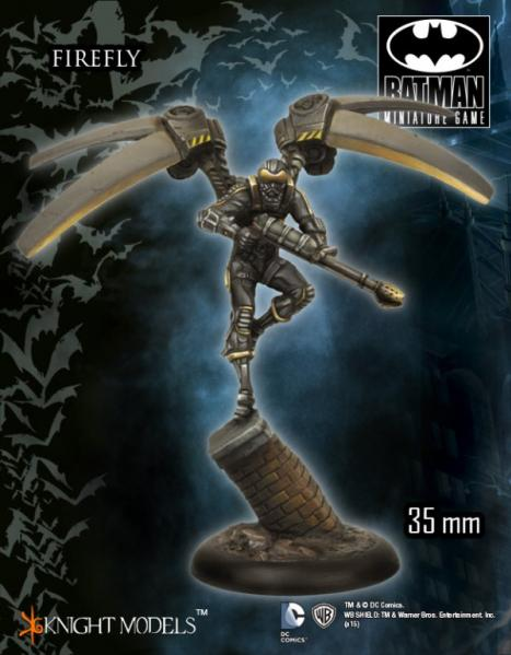 Batman Miniature Game 088: Firefly