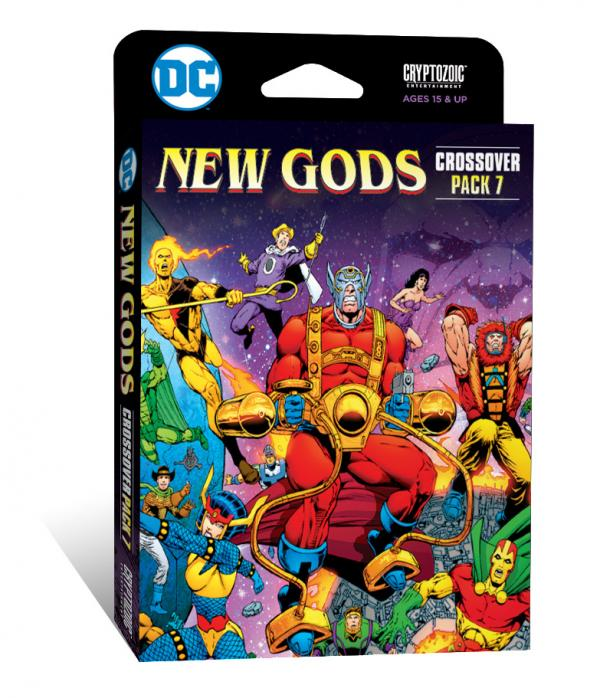 DC Comics Deck-Building Game: Crossover Pack 7- New Gods
