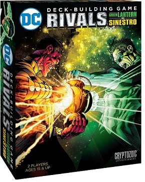 DC Comics Deck-Building Game: RIVALS - GREEN LANTERN VS SINESTRO