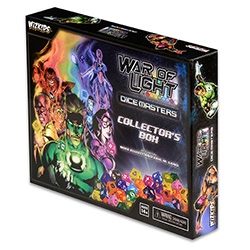 DC Dice Masters War of Light: Collector's Box [SALE]