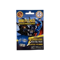 DC Dice Masters Worlds Finest: Foil Pack