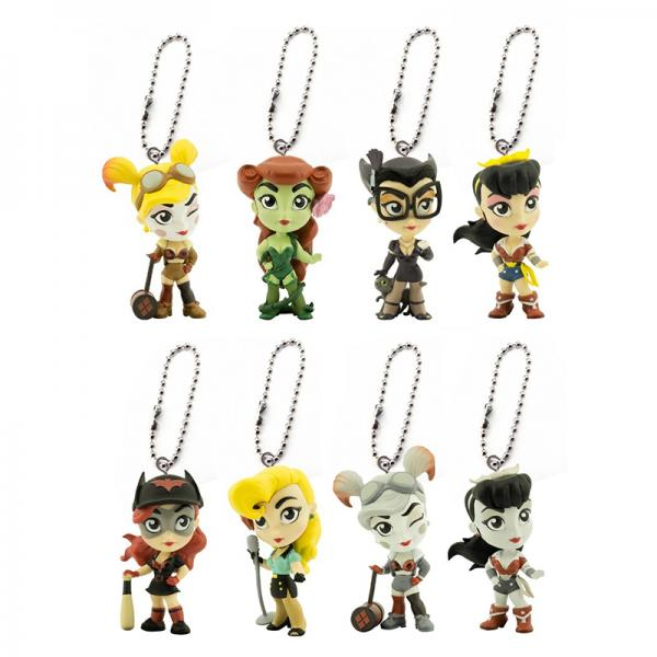 DC Lil Bombshells: Backpack Clips Series 1- Blind Pack