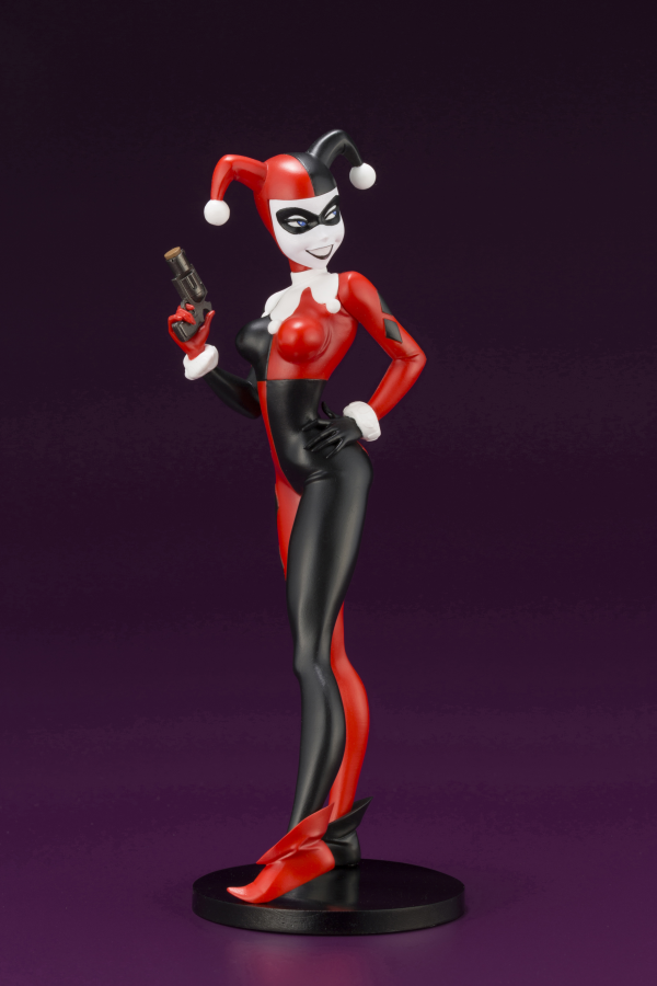 DC Universe: BATMAN THE ANIMATED SERIES- HARLEY QUINN (ARTFX+ STATUE)