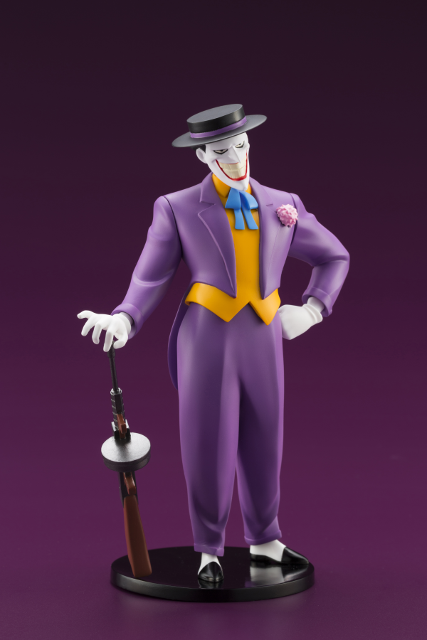DC Universe: BATMAN THE ANIMATED SERIES- THE JOKER (ARTFX+ STATUE)