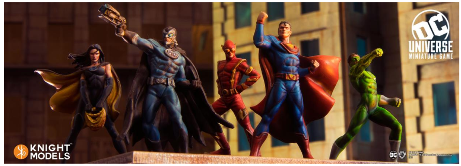 DC Universe Miniature Game: Crime Syndicate (2019)