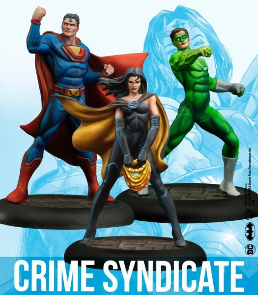 DC Universe Miniature Game: Crime Syndicate