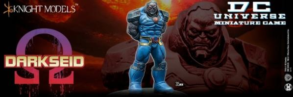 DC Universe Miniature Game: DARKSEID