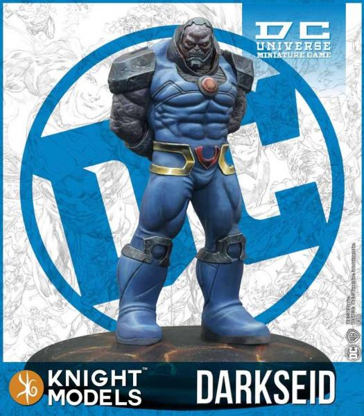 DC Universe Miniature Game: Darkseid (Resin)