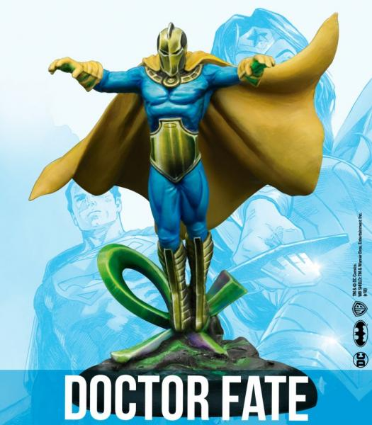 DC Universe Miniature Game: Doctor Fate