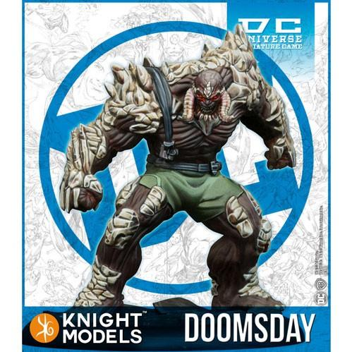 DC Universe Miniature Game: Doomsday