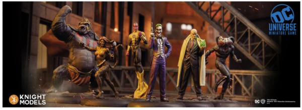 DC Universe Miniature Game: Legion of Doom