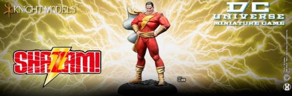 DC Universe Miniature Game: SHAZAM