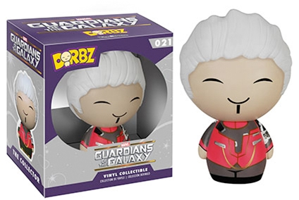 DORBZ 021: Guardians Of The Galaxy- The Collector