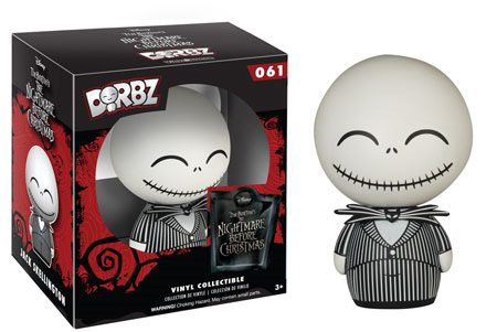 DORBZ 061: The Nightmare Before Christmas- Jack Skellington