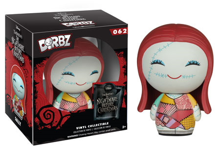 DORBZ 062: The Nightmare Before Christmas- Sally
