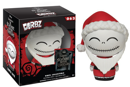 DORBZ 063: The Nightmare Before Christmas- Jack