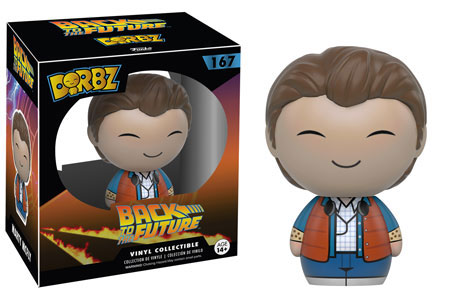 DORBZ 167: Back To The Future- Marty McFly