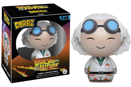 DORBZ 168: Back To The Future- Dr. Emmett Brown