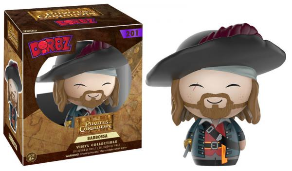 DORBZ 201: Pirates of the Caribbean- Barbossa