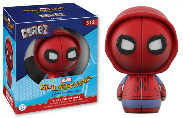 DORBZ 313: Marvel- Spiderman Homecoming Homemade Suit