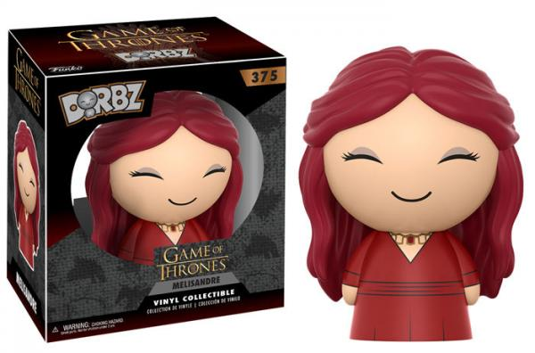 DORBZ 375: Game Of Thrones- Melisandre
