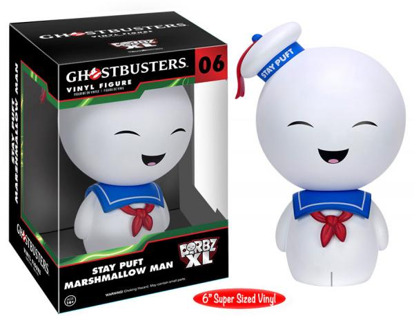DORBZ XL 006: Ghostbusters- Stay Puft Marshmallow Man