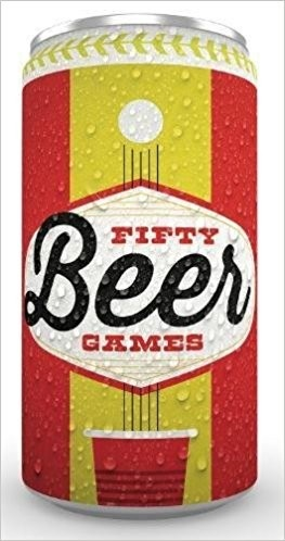 DRINK!: 50 BEER GAMES [Damaged]
