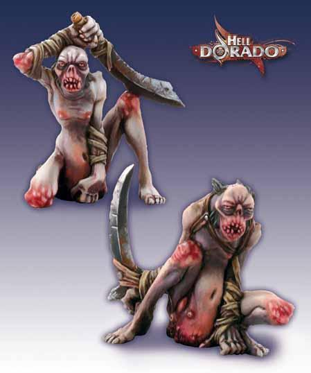 Hell Dorado: Demons: Damned Ones of Sloth