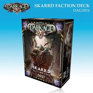 Dark Age: Skarrd: Faction Deck 2017