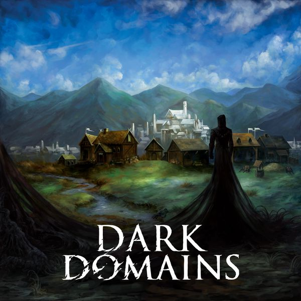 Dark Domains [Damaged]
