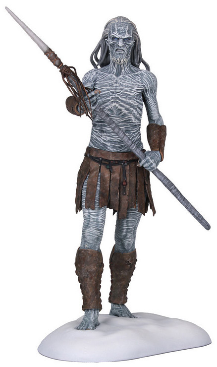 "Dark Horse Deluxe- Game of Thrones 8"" Figure: WHITE WALKER"