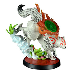 "Dark Horse: Okami Amaterasu PVC Statue 9"" [Damaged]"