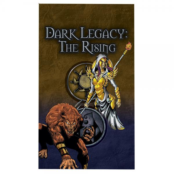 Dark Legacy: Starter Set- Earth vs Wind