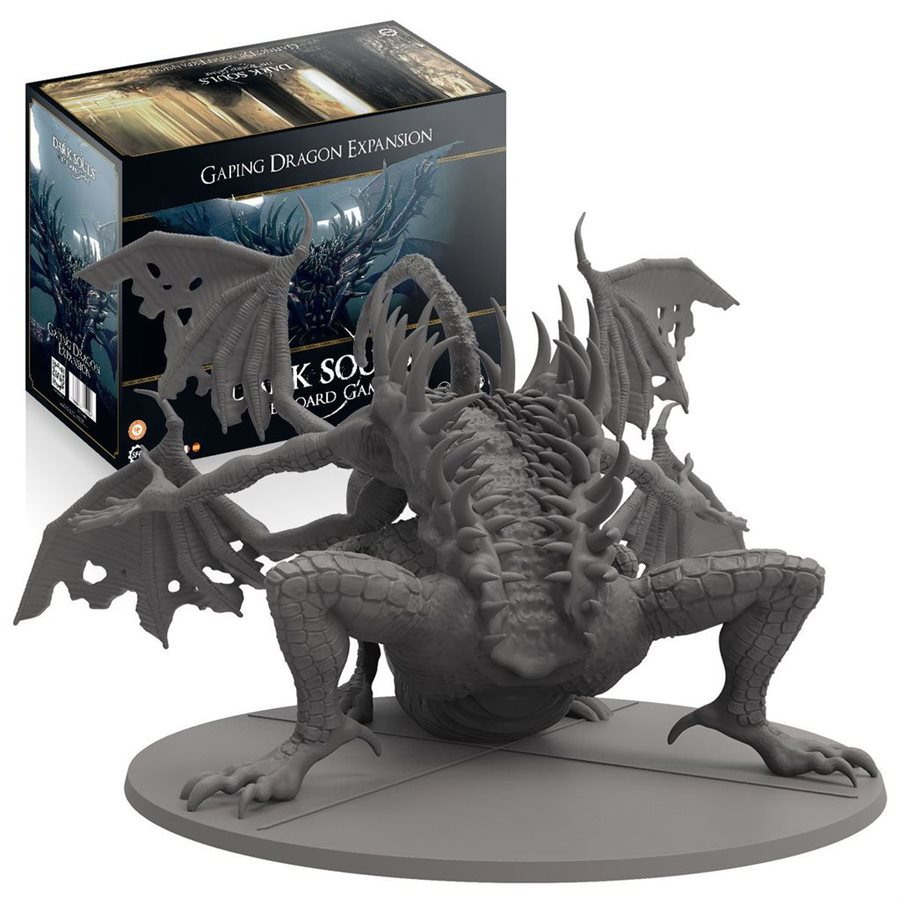 Dark Souls: Gaping Dragon