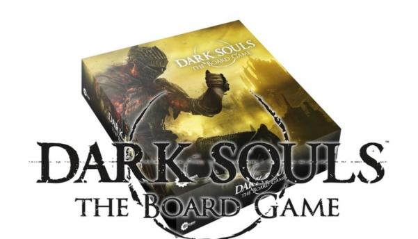 Dark Souls: The Board Game [Damaged]