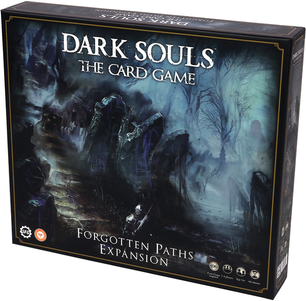 Dark Souls: The Card Game: Forgotten Paths Expansion