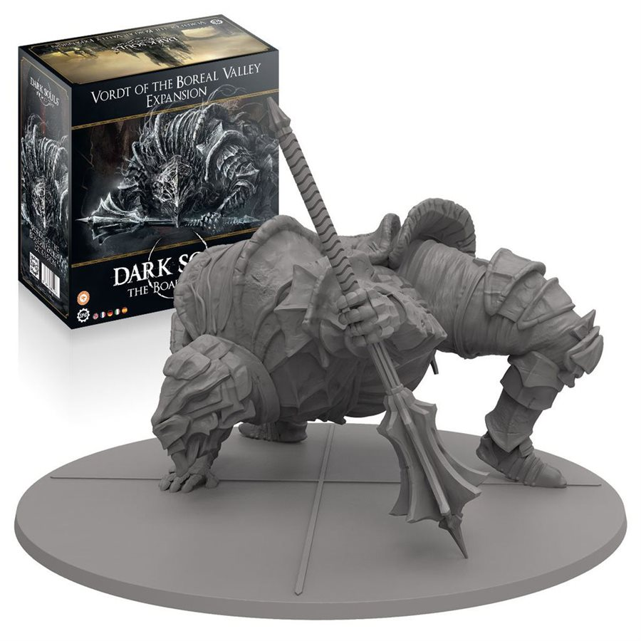 Dark Souls: Wave 4: Vordt of the Boreal Valley Expansion