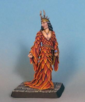 Dark Sword Miniatures: Visions in Fantasy: Female Sorceress