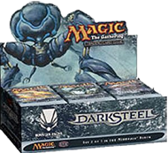 Magic the Gathering: Darksteel: Booster Pack
