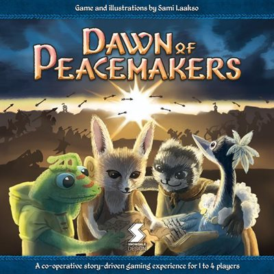 Dawn of Peacemakers [DAMAGED]