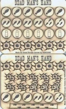 Dead Mans Hand: Markers