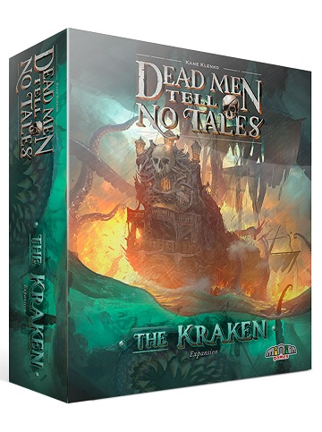 Dead Men Tell No Tales: The Kraken Expansion