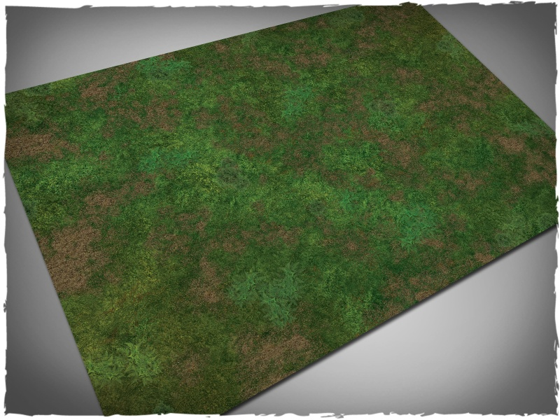Deep Cut Studio Mat: Forest 6x4 (Mousepad)